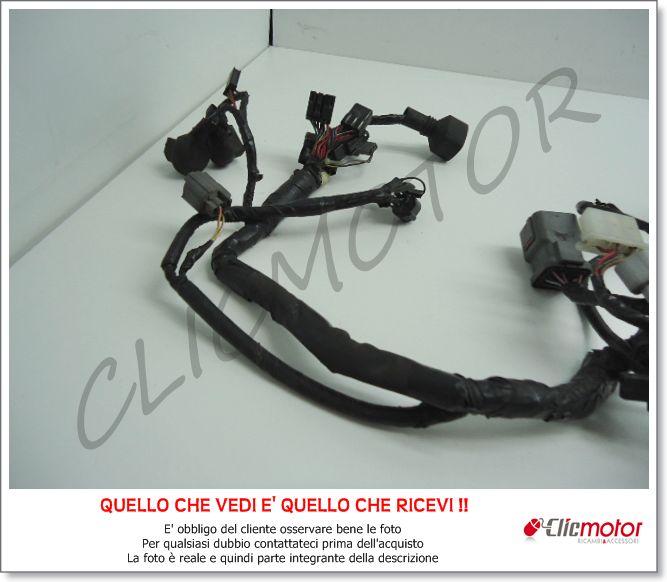 Schema Elettrico Kawasaki Z750 : Cavi matassa impianto elettrico cablaggio original