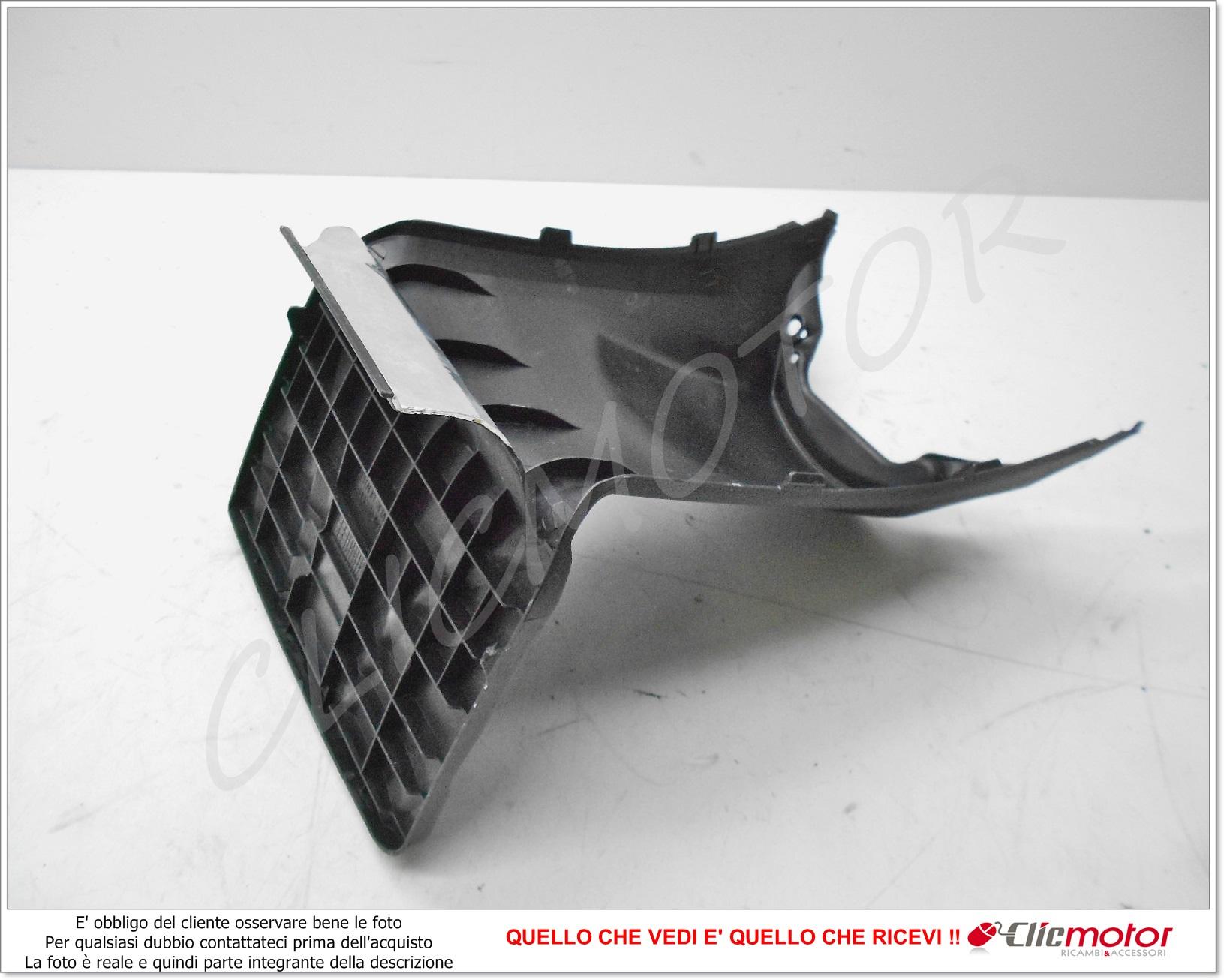 Carena Scocca Vano Motore Batteria Original For Honda Sh 300 Anno