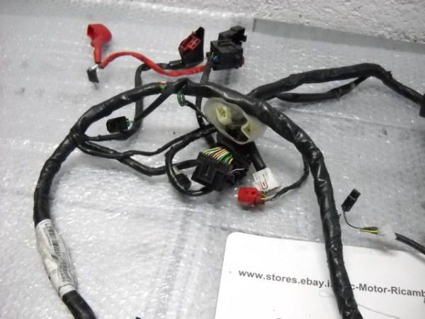 Schema Elettrico Honda Sh 300 : Cavi matassa impianto elettrico cablaggio original for