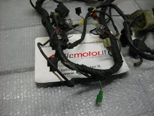 Schema Elettrico Honda Silver Wing 600 : Cavi matassa impianto elettrico cablaggio original for