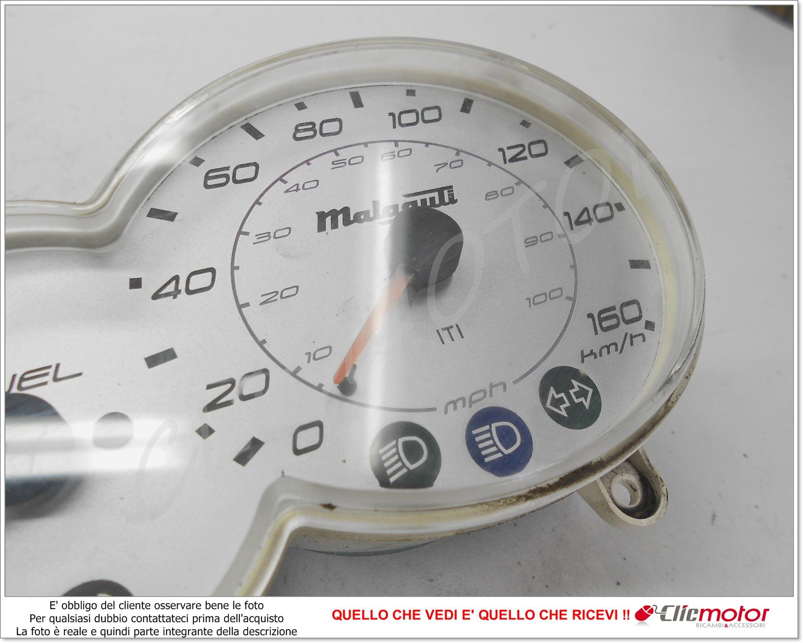 Strumentazione Contachilometri Odometer Original For Malaguti Madison K 400 2003 Ebay
