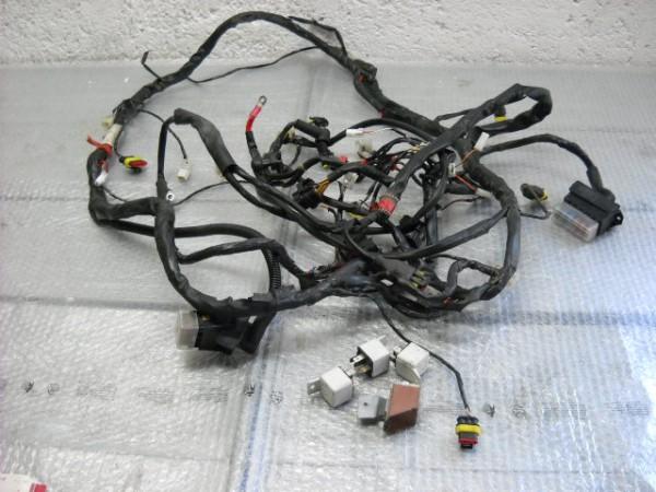 Schema Elettrico Beverly 250 : Cavi matassa impianto elettrico cablaggio original piaggio